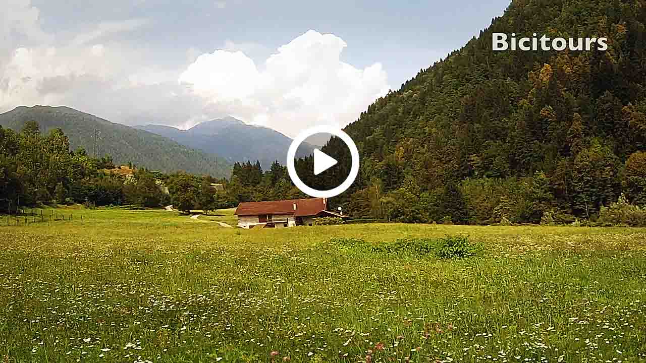 Pista ciclabile della Val Rendena Trento