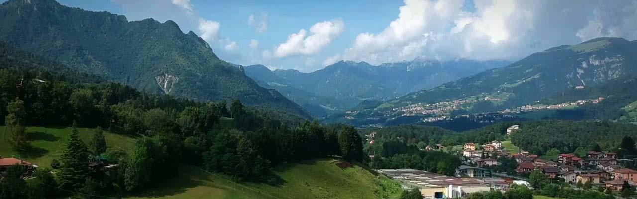 Pista Ciclabile della Val Seriana
