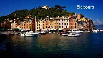 Da Chiavari a Portofino, itinerario ciclo turistico nel Golfo del Tigullio