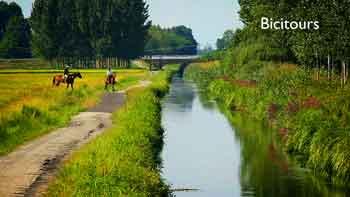 Da Milano a Bereguardo in bicicletta lungo il Naviglio Grande