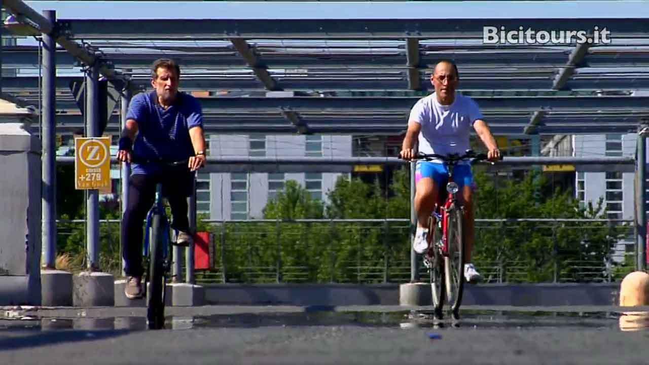 Corsi bicicletta per adulti a Torino